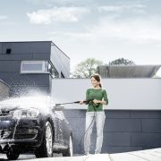 VP 120 Car Cleaning